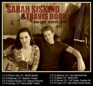 Srarh Siskind & Travis Book