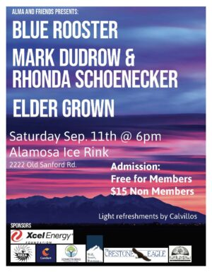 Annual ALMA & Friends Concert Features Local and Regional Musicians on Sept 11